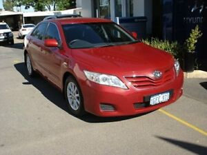 2010 Toyota Camry ACV40R 09 Upgrade Altise Wildfire 5 Speed Automatic Sedan Northam Northam Area Preview