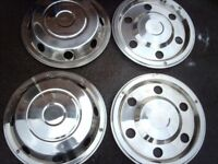 stainless steel wheel trims