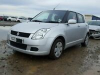 SUZUKI SWIFT 1.3 GL 2005 ONWARDS BREAKING FOR SPARES TEL 07814971951 HAVE FEW IN STOCK