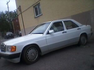 1992 Mercedes-Benz 190-Series Berline