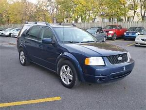 2005 Ford Freestyle Limitée CUIR TOIT MAGS DVD 6 PASSANGER West Island Greater Montréal image 5
