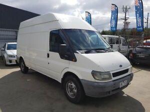 2002 Ford Transit VH Mid (MWB) 5 Speed Manual Van Lilydale Yarra Ranges Preview