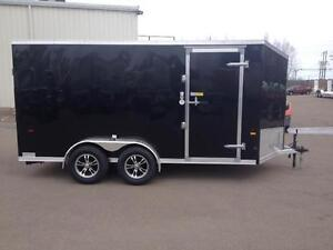 2016 Amera-Lite 7' x 14' Aluminum Enclosed Trailer