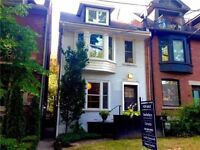 NEW ★ ANNEX TORONTO ★ Yonge & Bloor ★ DETACHED FREEHOLD