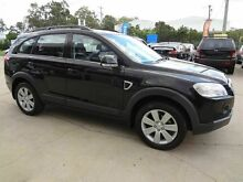 2007 Holden Captiva CG LX (4x4) Black 5 Speed Automatic Wagon Wacol Brisbane South West Preview