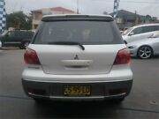 2006 Mitsubishi Outlander ZF MY06 LS White 4 Speed Auto Sports Mode Wagon Greenacre Bankstown Area Preview