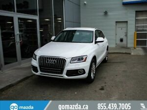 2016 Audi Q5 2.0T PROGRESSIV NAV LEATHER NEW TIRES