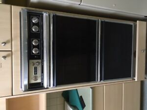Two Oven/Stove Appliances. Sold Together or Separate