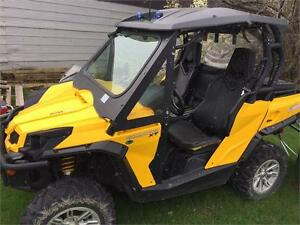 2012 Can Am Commander 800 XT