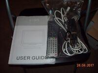 "SWISSTEC 15"" LCD TELEVISION MODEL S15EO5NO1G 12V/240"