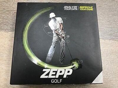 **CYBER DEALS**New in Box Zepp Golf 3D Swing Analyzer
