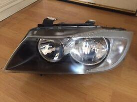 Bmw e91 valeo headlights