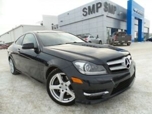 2013 Mercedes-Benz C-Class C 350 4MATIC, Leather, Sunroof