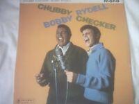 Vinyl LP Chubby Checker & Bobby Rydell Columbia 33SX 1424 Mono 1961