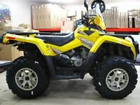 2008 CAN AM OUTLANDER XT 800