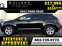 2012 Ford Edge SE $159 bi-weekly APPLY NOW DRIVE NOW
