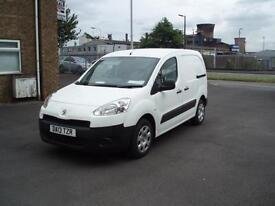 Peugeot Partner 1.6HDi ( 92 ) 850 S L1 £4995 + VAT