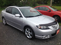 "2006 MAZDA 3 SPORT ""SUNROOF"""