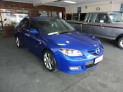 2006 Mazda 3 BK MY06 Upgrade SP23 Blue 5 Speed Auto Activematic Sedan Reynella Morphett Vale Area Preview