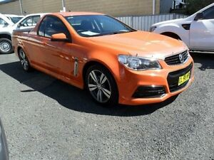 2013 Holden Ute VF SV6 Fantale 6 Speed Sports Automatic Utility Mudgee Mudgee Area Preview