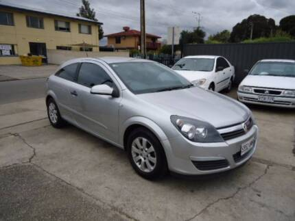 HOLDEN ASTRA COUPE 79,500 KILOMETERS