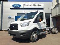 NEW Ford Transit Single Chassis Cab Base, 2.2TDCi 125PS, L2 - Onsite