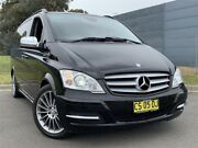 2011 Mercedes-Benz Viano 639 MY12 BlueEFFICIENCY Black 5 Speed Automatic Wagon Blacktown Blacktown Area Preview