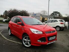 Ford Kuga 2.0TDCi ( 163ps ) AWD 2013 Titanium X