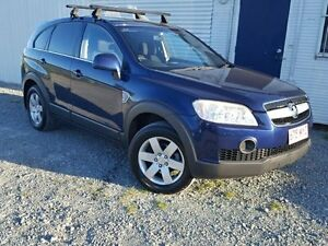 2006 Holden Captiva CG CX (4x4) Blue 5 Speed Automatic Wagon Gaven Gold Coast City Preview