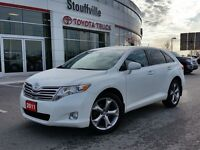 2011 Toyota Venza FWD V6 - TOYOTA CERTIFIED - OFF-LEASE - ACCIDE