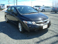 2010 Honda Civic Sport $39 weekly Sedan