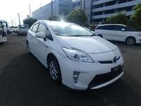 Toyota Prius 1.8 2013(13) Hybrid 2 Keys,Low Mileage (BIMTA AA CERTIFIED MILEAGE)