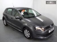 VOLKSWAGEN POLO S A-C, Grey, Manual, Petrol, 2011