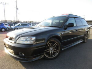 2002 JDM Subaru Legacy GTB - Blown Engine
