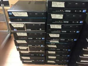 Clone Desktop computers Small Form Factor i3 i5 i7 cpu 6 GB 4GB RAM