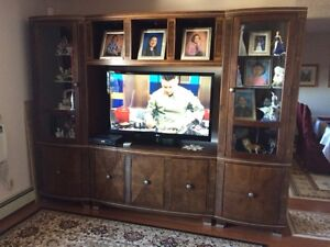 Entertainment Unit - Just like NEW