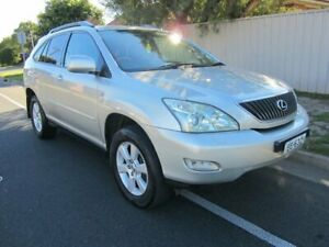 2004 Lexus RX330 MCU38R Sports Luxury Silver 5 Speed Sequential Auto Wagon Windsor Gardens Port Adelaide Area Preview