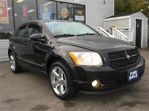 2010 DODGE CALIBER SXT * SUNROOF * SIRIUS XM ! BLUETOOTH !!