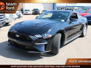 2019 Ford Mustang COUPE, MANUAL, 100A, 2.3L ECOBOOST, RWD, SYNC,
