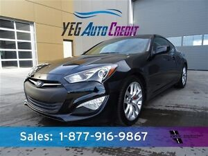 2013 Hyundai Genesis Coupe NAV LEATHER COUPE $148b/w