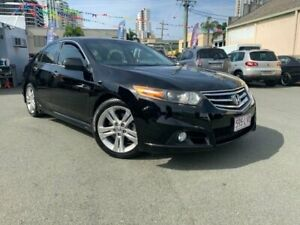 2009 Honda Accord 10 Euro Luxury Black 5 Speed Automatic Sedan Southport Gold Coast City Preview