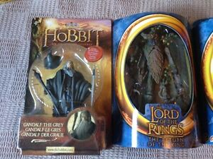 Lord of the RINGS figures MIB MOC lot 2 Orcs and more London Ontario image 2