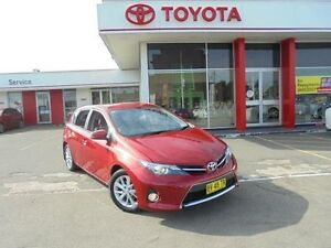 2013 Toyota Corolla ZRE182R Ascent Sport Wildfire 7 Speed CVT Auto Sequential Hatchback Belmore Canterbury Area Preview
