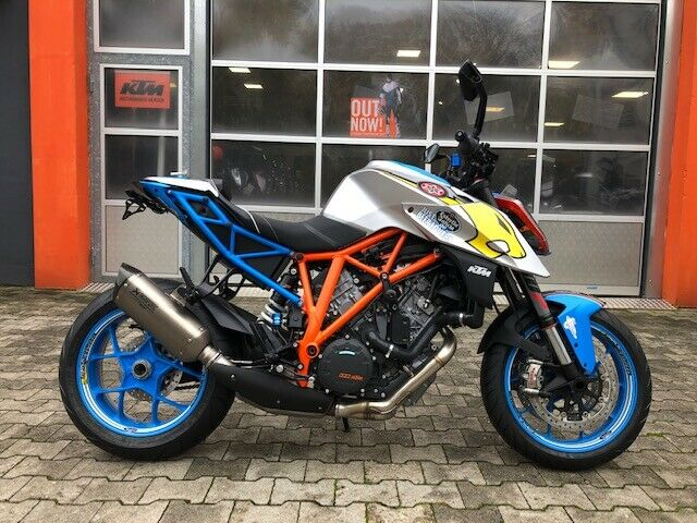 KTM 1290 Super Duke R  `19 Marc VDS Edition