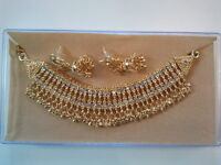 Beautiful necklace & earrings set for sale