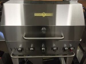"""Crown Verity 36"""" BBQ Package - LP 3 remaining $2750+tax firm"""