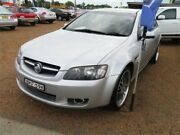 2009 Holden Commodore VE MY09.5 International Silver Automatic Sedan Mount Druitt Blacktown Area Preview