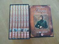 Sharpe, The Complete Series, 14 DVD Box Set.