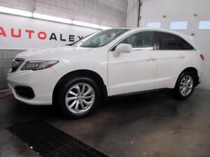 2016 Acura RDX AWD TECH PACK NAVIGATION 2.99% **76$/SEM**