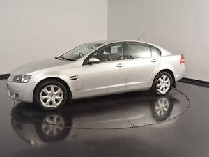 2009 Holden Berlina VE MY10 Silver & Chrome 4 Speed Automatic Sedan Victoria Park Victoria Park Area Preview